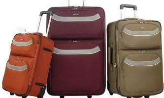 Як правильно вибрати валізу на колесах