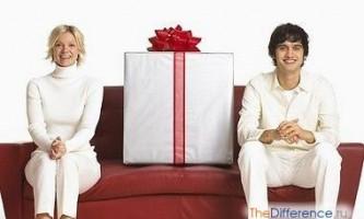 Як піднести подарунок?