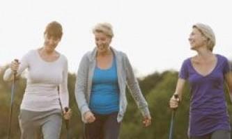 Як перетворити прогулянки в спорт?