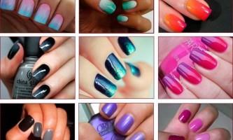 Як надати правильну форму нігтям