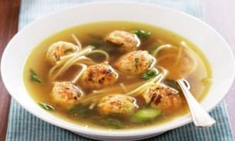 Як приготувати фрикадельки для супу з фаршу?