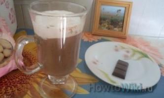 Як приготувати гарячий шоколад будинку?