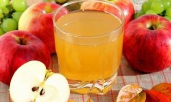 Як приготувати яблучний сік у домашніх умовах?