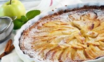 Як приготувати пиріг з яблуками?