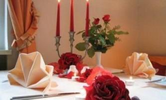 Як приготувати романтичну вечерю?