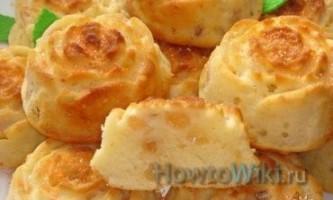 Як приготувати сирні маффіни?