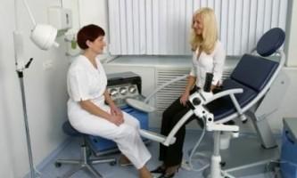 Як проходить огляд у гінеколога