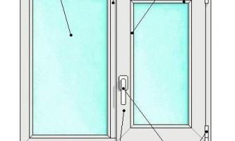 Як розібрати пластикове вікно?