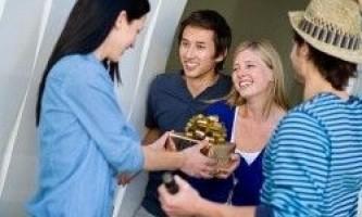 Як розважити гостей