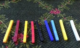Як дитину навчити розрізняти і визначати кольору