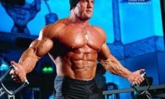 Як за допомогою обману організму змусити рости м`язи?