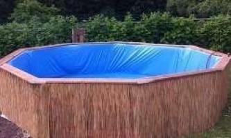 Як зробити басейн з дерев`яних піддонів
