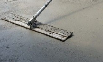 Як зробити бетонну стяжку