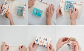 Як зробити паперовий пакет своїми руками?
