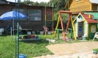 Як зробити дитячий ігровий комплекс для дачі?