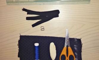 Як зробити краватку-метелика своїми руками