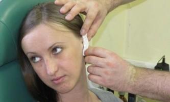 Як зробити компрес на вухо?