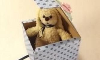 Як зробити коробку
