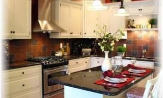 Як зробити кухню затишною?
