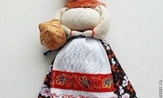 Як зробити ляльку своїми руками