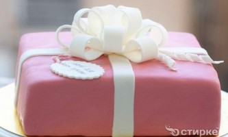 Як зробити мастику і фігурки з мастики для торта