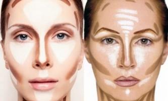 Як зробити ніс менше за допомогою макіяжу?