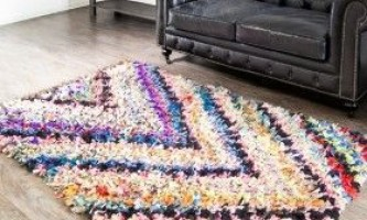 Як зробити оригінальні килимки своїми руками
