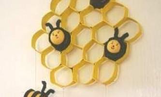 Як зробити бджолу