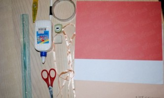 Як зробити подарункову коробочку з картону «дід мороз» (покрокові інструкції з фото)