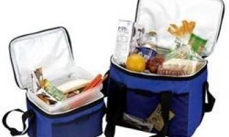 Як зробити сумку-холодильник