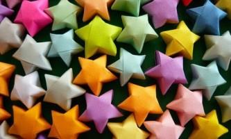 Як зробити зірку своїми руками