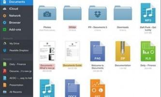 Як скинути документи на ipad?
