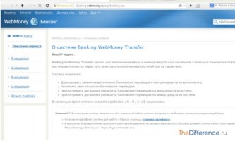 Як зняти гроші з webmoney