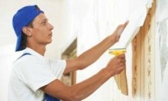 Як зняти шпалери зі стін