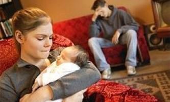 Як зберегти сім`ю після народження дитини