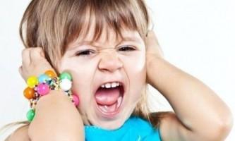 Як справлятися з дитячими істериками?