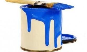 Як прибрати запах фарби?