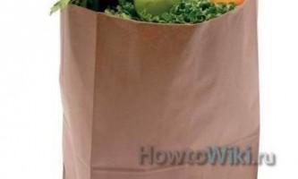 Як зручно і акуратно упакувати продукти?
