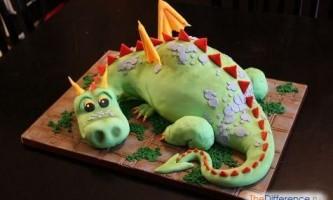 Як прикрасити дитячий торт своїми руками?