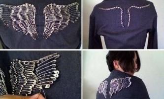 Як прикрасити джинсову куртку