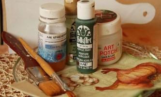 Як прикрасити кухню своїми руками