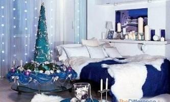 Як прикрасити квартиру на новий рік?