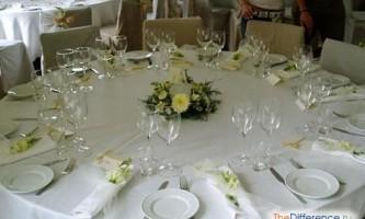 Як прикрасити стіл на день народження?