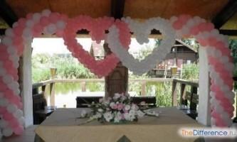Як прикрасити весільний зал?