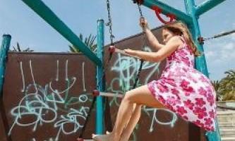 Як зміцнити дитині м`язи спини