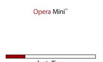 Як встановити opera mini на телефон