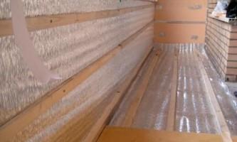 Як утеплити підлогу на балконі?