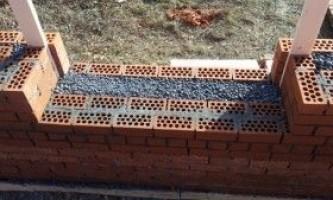 Як утеплити стіни керамзитом