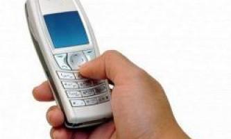 Як дізнатися баланс на телефоні?