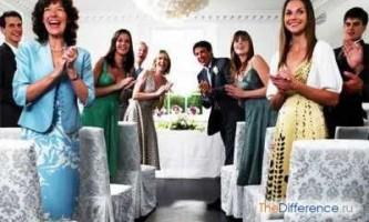 Як вести себе на весіллі